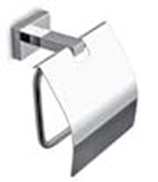 COLOMBO 76051 - Χαρτοθήκη μπάνιου κλειστή χρωμέ