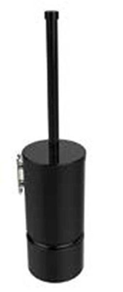 OVALE FS-94H-B - Πιγκάλ μπάνιου τοίχου μαύρο-κρύσταλλο