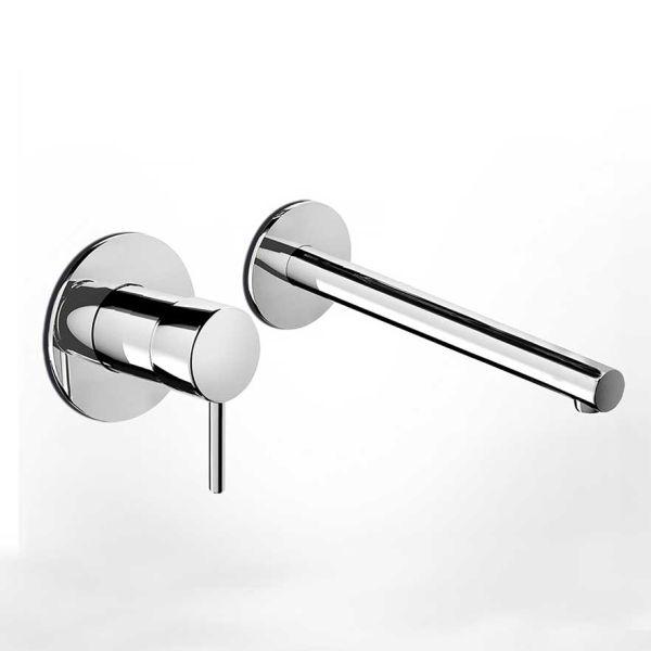 EURORAMA TONDA 145904  - Μπαταρία μπάνιου νιπτήρα τοίχου