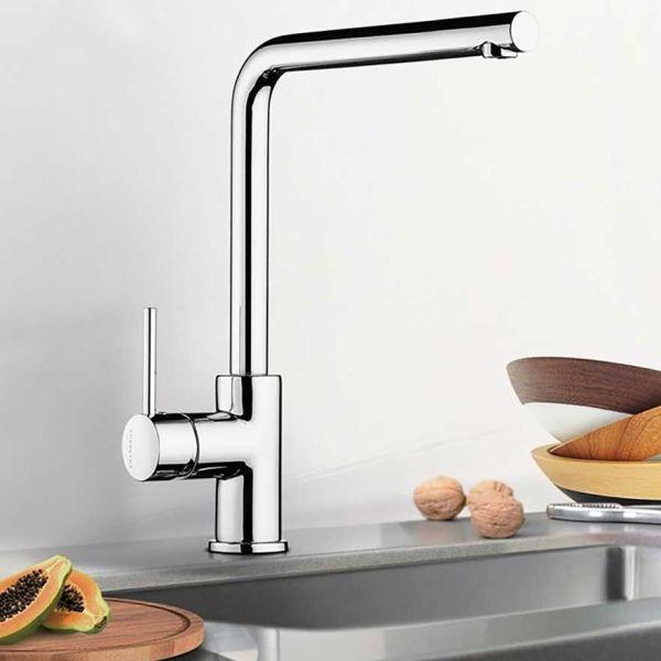 EURORAMA TONDA 145515 - Μπαταρία κουζίνας νεροχύτη