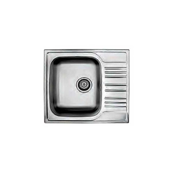 FORTINOX VALLEY 25150 - Νεροχύτης κουζίνας με 1 γούρνα & ποδιά