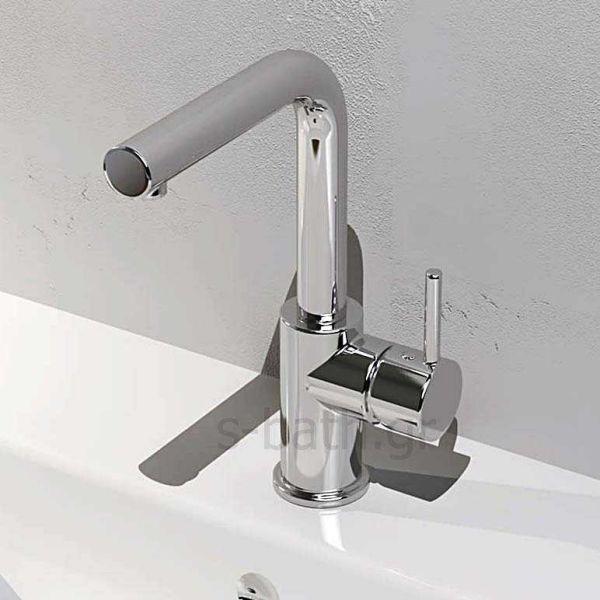 EURORAMA TONDA 145333 - Μπαταρία μπάνιου νιπτήρα