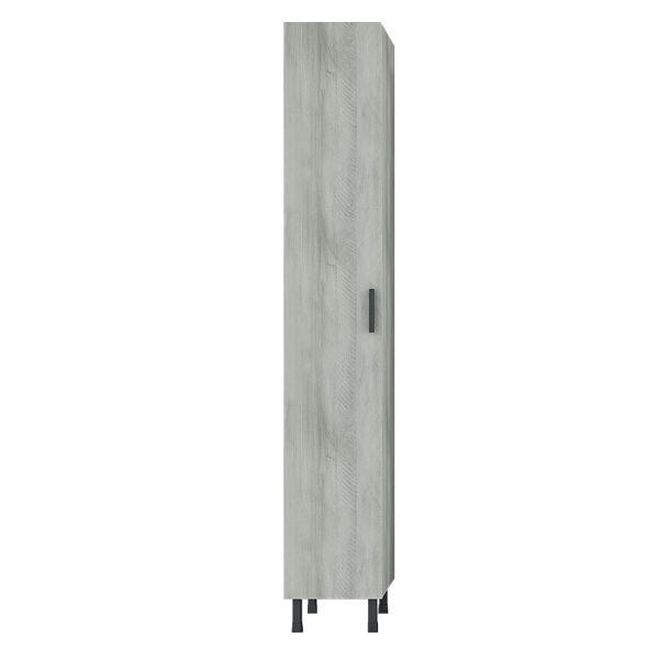 Στήλη μπάνιου LUNA-65 GRAY δαπέδου