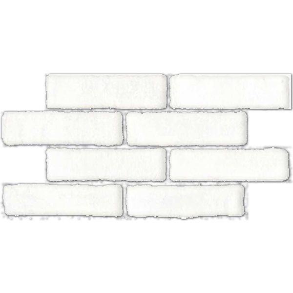 EGE ATLAS WHITE - Πλακάκι τοίχου ματ 33X60