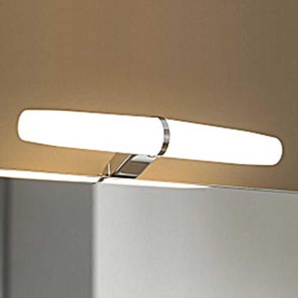 Έπιπλο μπάνιου ALFA-65 λευκό - φωτιστικό
