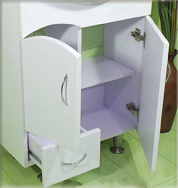Έπιπλο μπάνιου EXPORT-60 - ντουλάπια