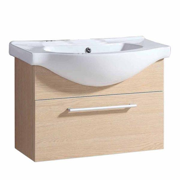 Έπιπλο μπάνιου FERMO-70 ανοιχτό ξύλο