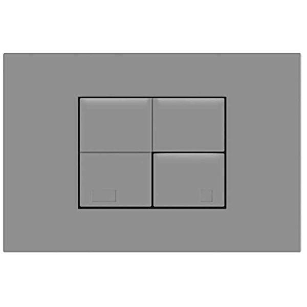 KARAG P61-0180 - Πλάκα διπλής ενεργοποίησης χρωμέ