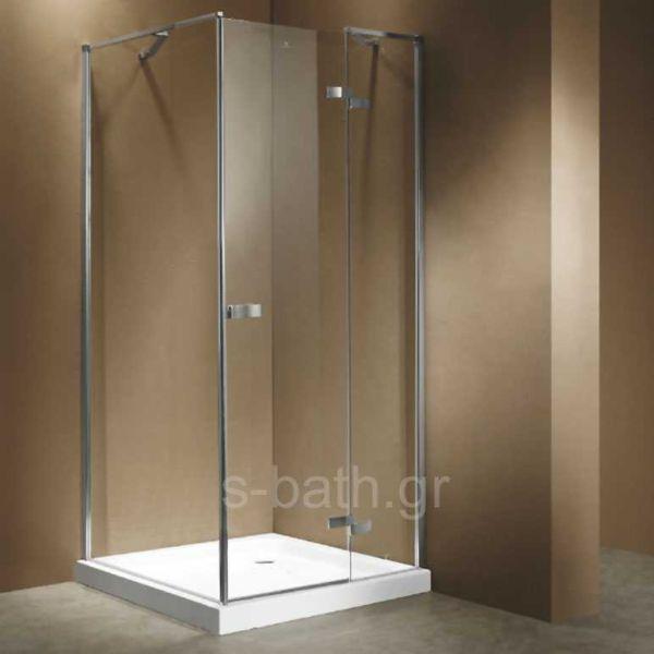 Καμπίνα μπάνιου ELECTRON ανοιγόμενη