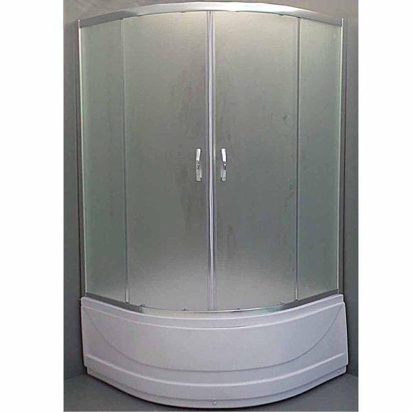 Καμπίνα μπάνιου NOTA-90 ματ σετ με ντουζιέρα