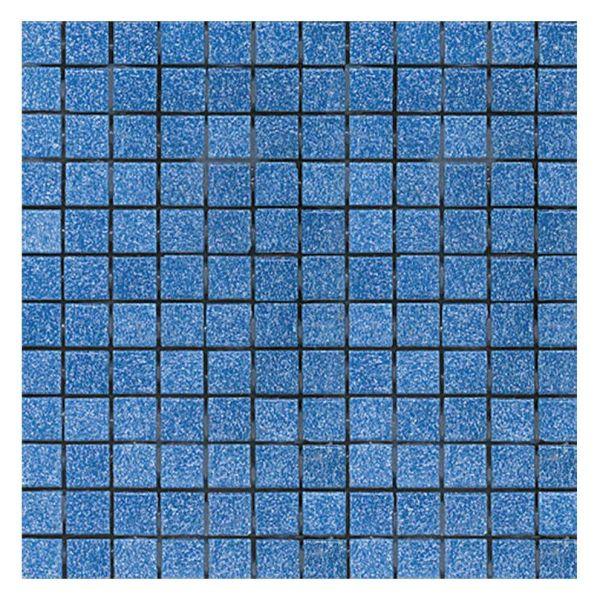 GOLDEN BLUE BARACUNDA SAO BLUE - Ψηφίδα - Πλακάκι πισίνας ματ 31x46