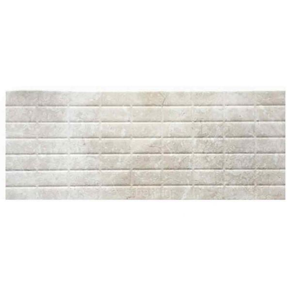 GRANISER CAMBEL 20x50 ΜΠΕΖ - Πλακάκια μπάνιου τοίχου ματ