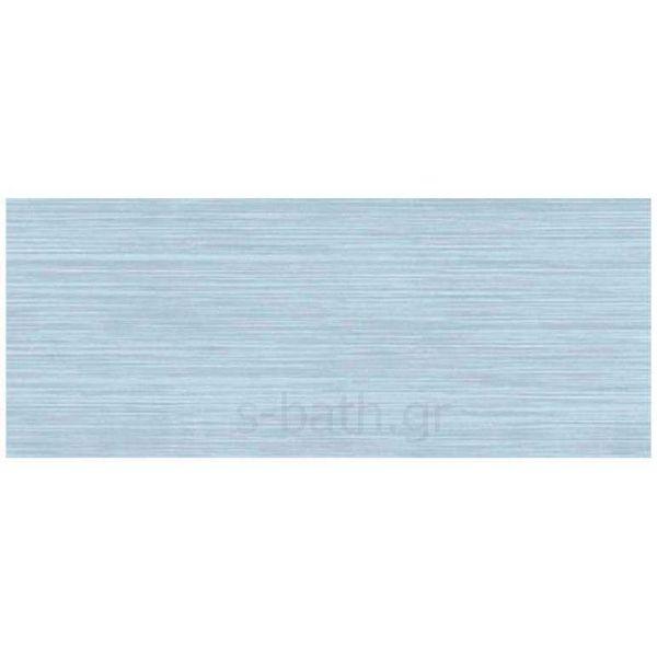 GOLDEN BLUE PASTEL LINE BLUE - Πλακάκι μπάνιου ματ 20x50