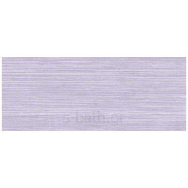 GOLDEN BLUE PASTEL VIOLET - Πλακάκι μπάνιου ματ 20x50