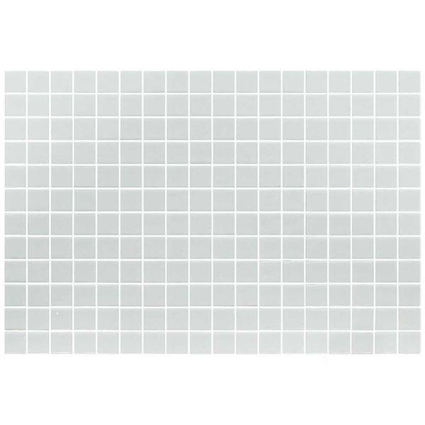 GOLDEN BLUE POOL MOSAICO BLANCO - Ψηφίδα - Πλακάκι πισίνας γυαλιστερό 31x46