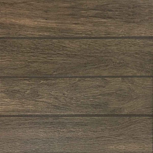GOLDEN BLUE WOODEN STRIPES 33X33 NUT - Πλακάκι δαπέδου ξύλο