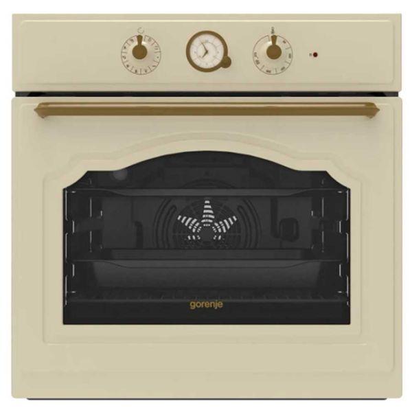GORENJE B07732CLI 732963 BEIGE - Φούρνος εντοιχισμένος ρουστίκ