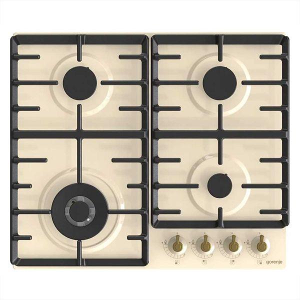 GORENJE GW642CLI 737638 BEIGE - Εστία κουζίνα εντοιχισμένη ρουστίκ