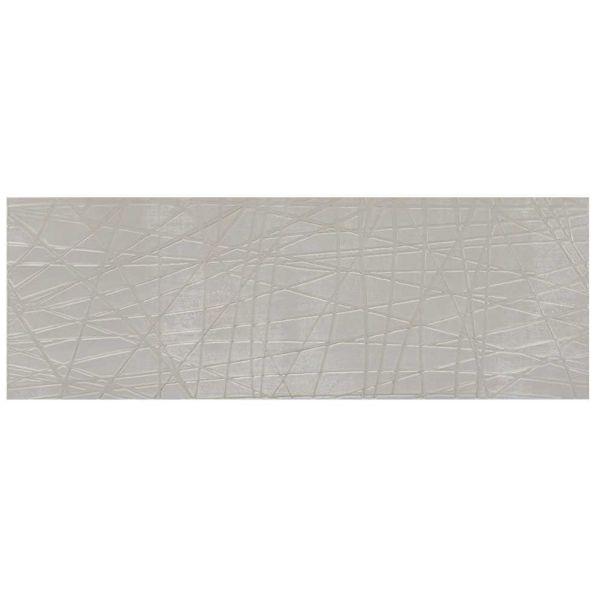 HALCON LOOK MATE CREMA DÉCOR - Πλακάκι μπάνιου ματ 24,2x68,5