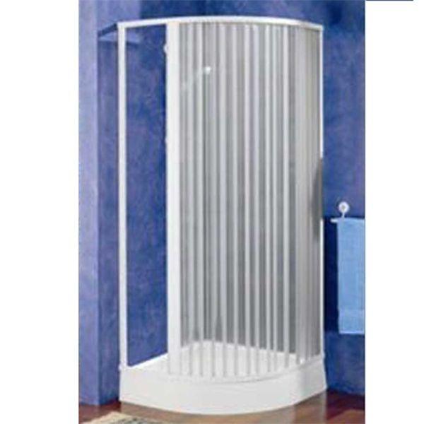 Καμπίνα μπάνιου CIRCULAR πτυσσόμενη