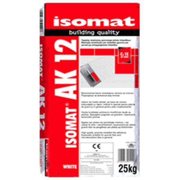 ISOMAT AK12 - Κόλλα πλακιδίων