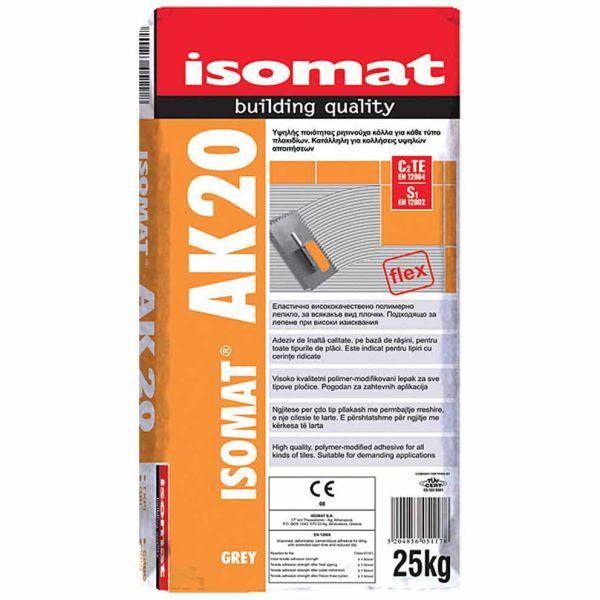 ISOMAT AK20 - Κόλλα πλακιδίων