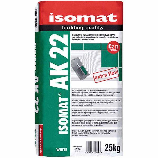 ISOMAT AK22 - Κόλλα πλακιδίων