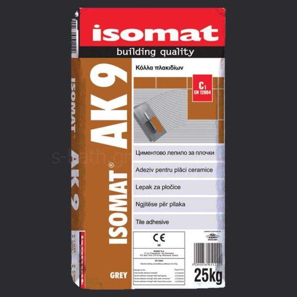 ISOMAT AK-9 ακρυλική - Κόλλα πλακιδίων
