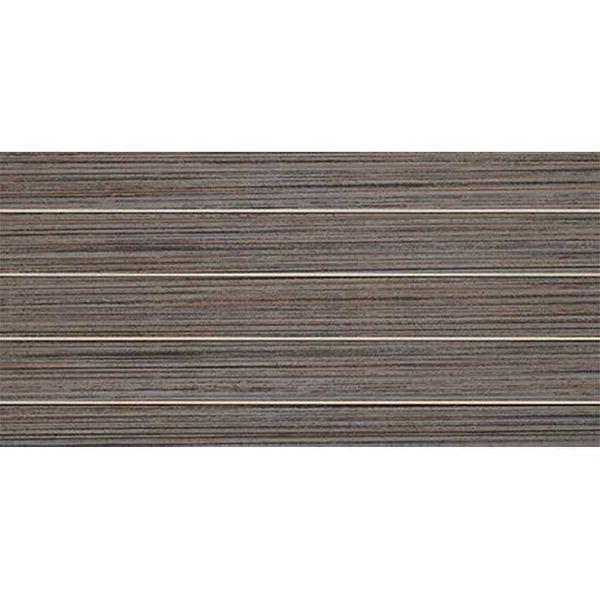 KARAG ARESTA TOKIO GRIS DECOR - Πλακάκι μπάνιου ματ 25x50