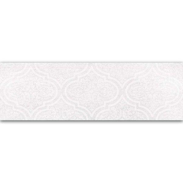 KARAG ARGILA TOULON WHITE - Πλακάκι μπάνιου ματ 25x80