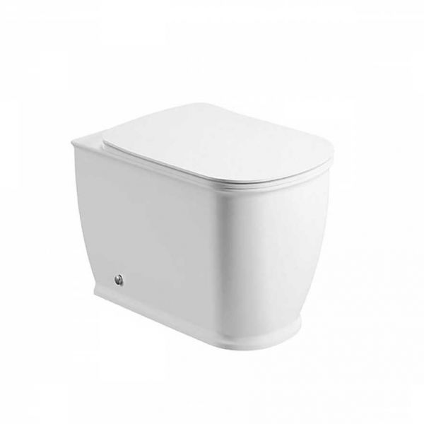 KARAG GENESIS CB 10150 - Λεκάνη μπάνιου δαπέδου