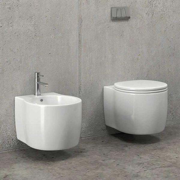 KARAG IMPRESSION CH 1030 - Λεκάνη μπάνιου κρεμαστή