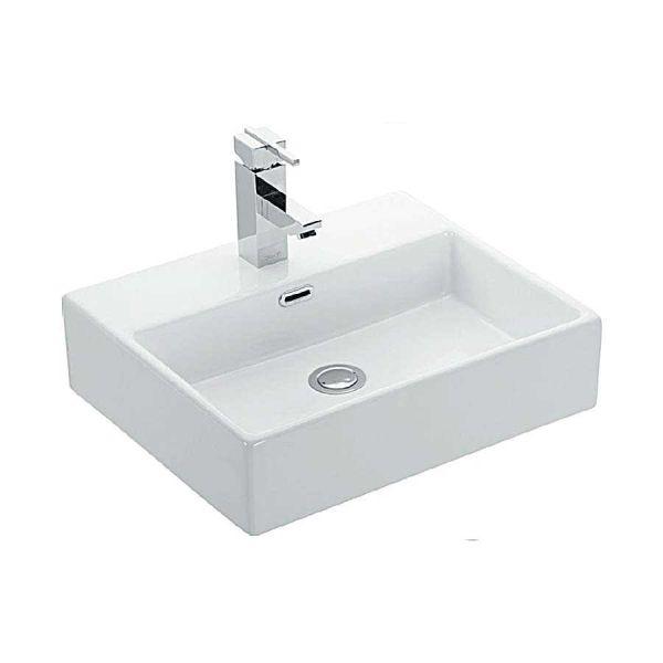KARAG DAPHNE 53709 - Νιπτήρας μπάνιου τοίχου/επίπλου