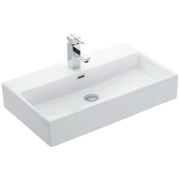 KARAG DAPHNE 53710 - Νιπτήρας μπάνιου τοίχου/επίπλου