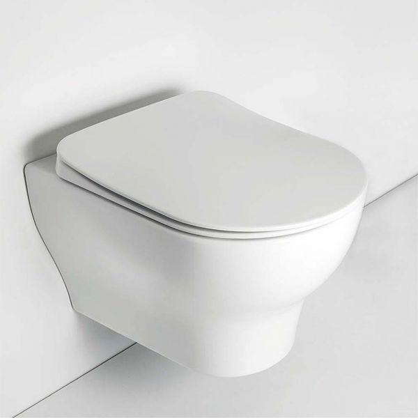 ELINOIS RIMLESS - Λεκάνη μπάνιου κρεμαστή