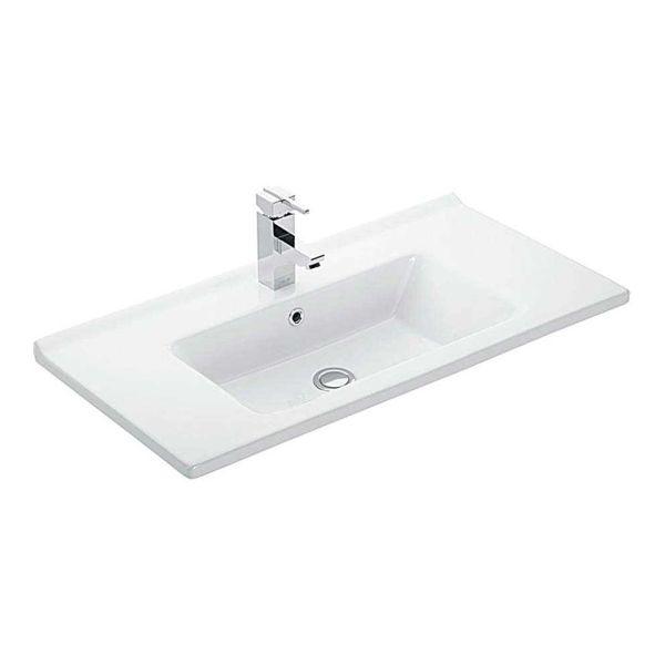 KARAG ETNA 1075 - Νιπτήρας μπάνιου τοίχου/επίπλου