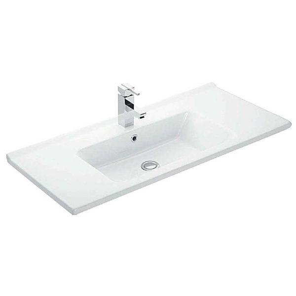 KARAG ETNA 1100 - Νιπτήρας μπάνιου τοίχου/επίπλου
