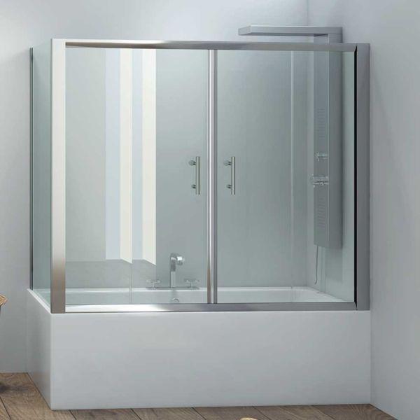 Καμπίνα μπάνιου ROYAL μπανιέρας