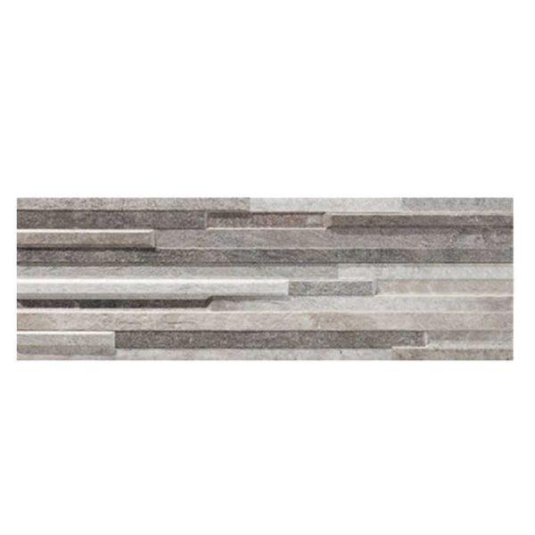 KARAG MAYA GRIS - Πλακάκι τοίχου ματ 17x52