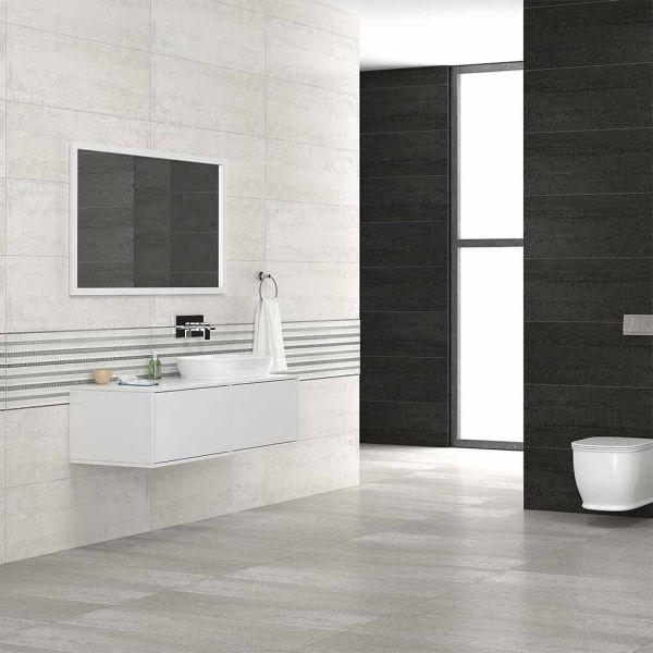 KARAG MERIDIEN 33x100 - Πλακάκια μπάνιου τοίχου ματ