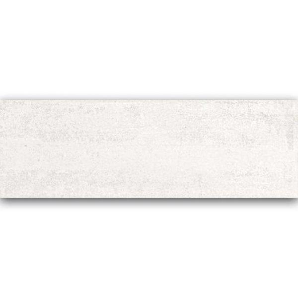 KARAG MERIDIEN WHITE - Πλακάκι μπάνιου ματ 33x100