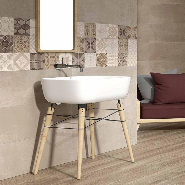KARAG MIDTOWN 30x90 - Πλακάκια μπάνιου τοίχου ματ