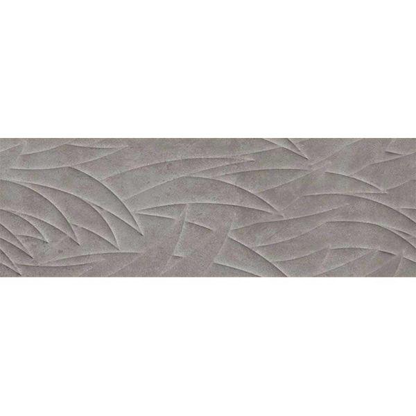 KARAG NAVIA RIHN ACERO - Πλακάκι μπάνιου σατινέ 30x90
