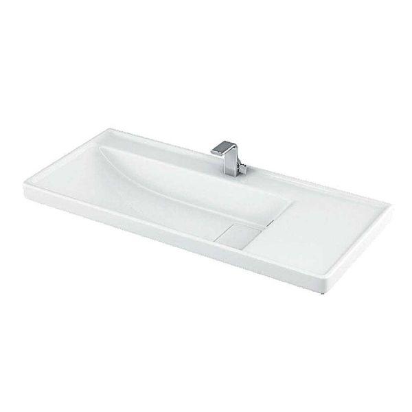 KARAG QUATTRO 8100 - Νιπτήρας μπάνιου τοίχου/επίπλου