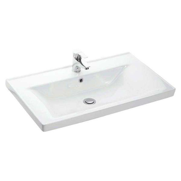 KARAG SAVA 2080 - Νιπτήρας μπάνιου τοίχου/επίπλου
