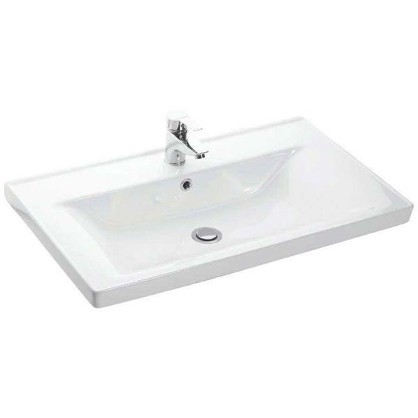 KARAG SAVA 2100 - Νιπτήρας μπάνιου τοίχου/επίπλου