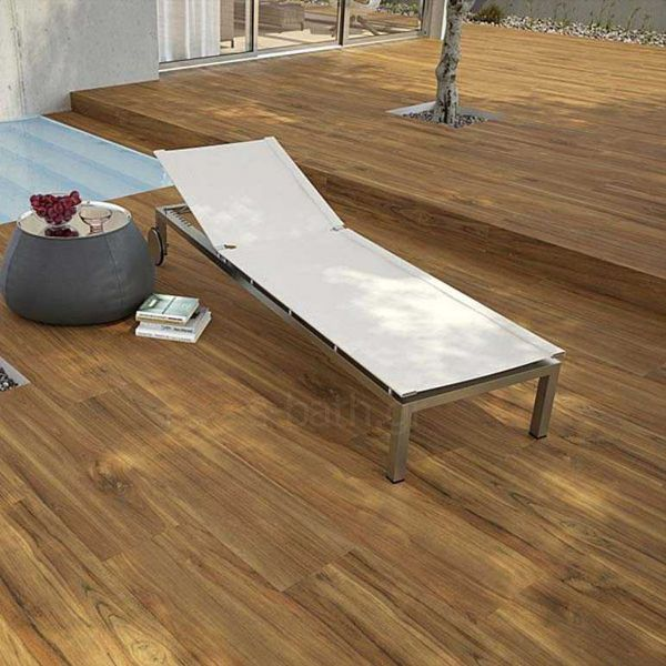 KARAG SEUL cedar - Πλακάκι δαπέδου ξύλο πορσελανάτο