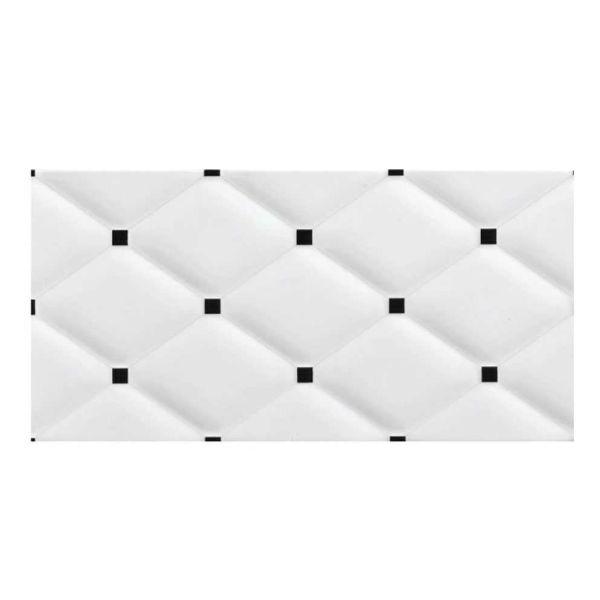 KARAG ORION CLASSIC DÉCOR - Πλακάκι μπάνιου ματ 25x50