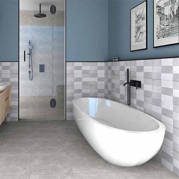 KERATILE BERLIN 25x50 - Πλακάκια μπάνιου τοίχου ματ