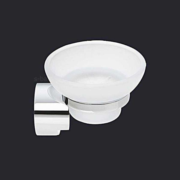 Αξεσουάρ μπάνιου LAMDA - Σαπουνοθήκη μπάνιου τοίχου